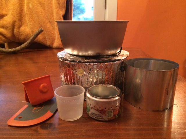 DIY cook kit